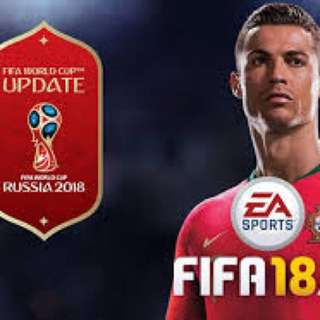 Selling Fifa18 Coins Xbox One (FUT & World Cup Mode)