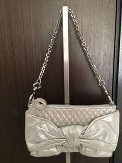 Authentic Juicy Couture Quilted Shoulder Bag