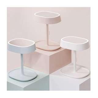 LED Make Up Mirror - LED 高清化妝鏡 + 座檯燈 (輕觸, 拉繩)