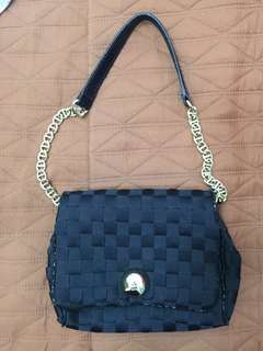 Authentic Kate Spade Woven Shoulder Bag