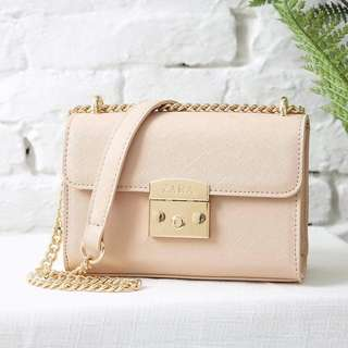 Zara Chain Sling Bag