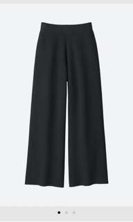 Uniqlo Milano Ribbed Pants