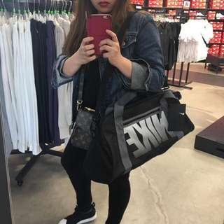 Authentic Nike Gym Bag/ Duffel Bag From Japan