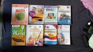 Used Grade 9 Books