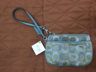 Brand New & Authentic Coach Wristlet