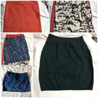 [BUNDLE] 7 for $8 Skirt