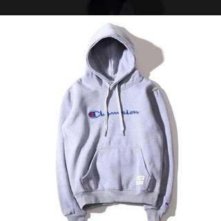 Champion hoody