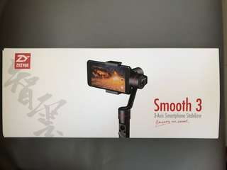 智雲 Zhiyun Smooth 3 3-Axis Smartphone Stabilizer