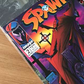 Various Spawn comics