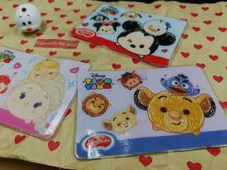 Tsum Tsum Ezlink Card Cover / Holder