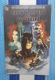 Batman & Robin Official MovieAdaptation