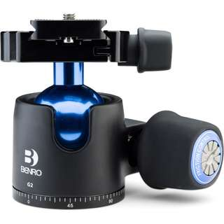 Benro G2 Low Profile Triple Action Ball Head  with 1 Year Warranty