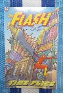 The Flash: Time Flies (Prestige Format)