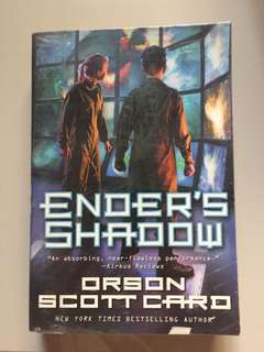 Ender's Shadow by Orson Scott Card