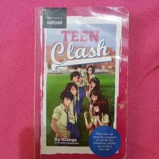Wattpad Book: Teen Clash