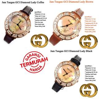 grosir jam tangan Wanita GCI Diamond Lady