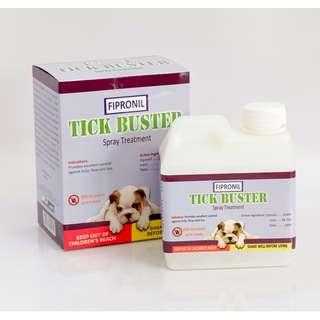 Tick Buster Fipronil Anti-garapata 500ml (Refill)
