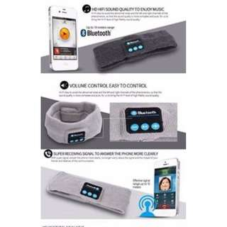 Smart Stylish Bluetooth Music Headband(**Music**Calling**Wireless) in One