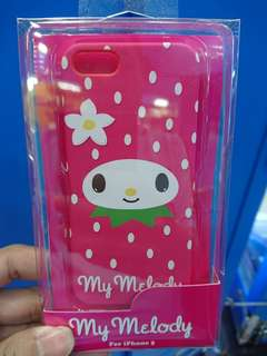 Sanrio my melody 手機套 iPhone 5 5s 5se 合用