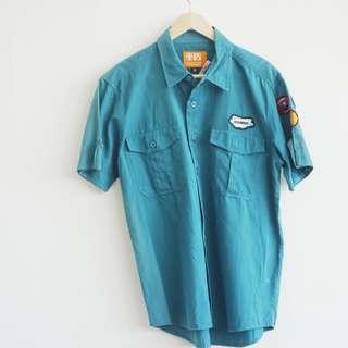 Men's Shirt Pocket Short Sleeve