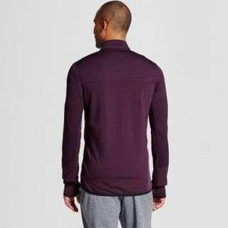 Champion  Men Run Quarter Zip Pullovers