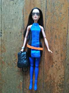 Barbie Spy Squad - Agent Reñee doll