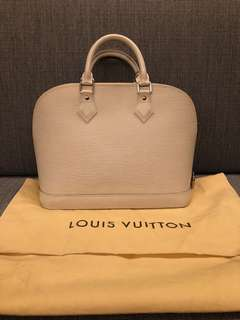 Louis Vuitton EPI ALMA