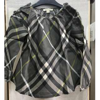 Authentic Burberry Girls Top