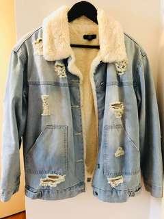 Misguided denim jacket