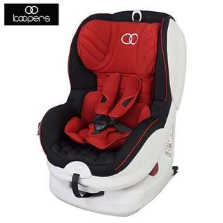 Koopers Salsa Convertible Car Seat for Newborn up to 18kg