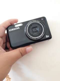 Samsung dual camera digicam