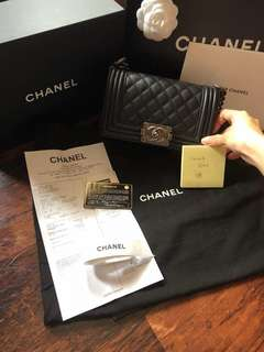 Small chanel boy