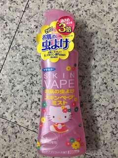 日本KT防蚊液