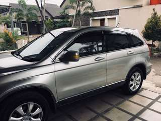 Honda CRV 2.0 tahun 2012