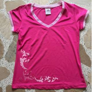 Dri-Fit Pink Shirt