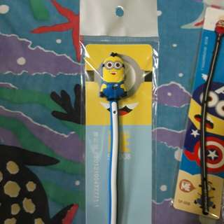 Minion Cable Cord Holder