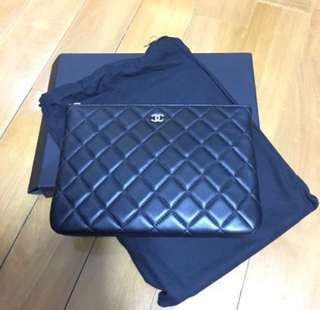 Channel Clutch Bag [Small] 全新 100% real