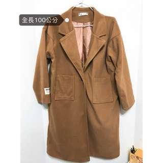🚚 韓版長版大衣
