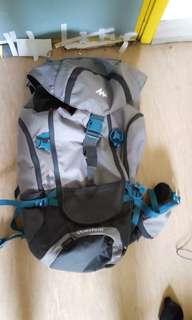 Quechua 50L Hiking backpack
