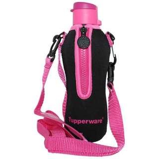 Tupperware Pouch Pink - for Eco bottle 500ml bottle