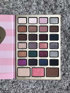 Too Faced Best Year Ever Eyeshadow Palette