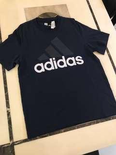 Navy Blue Adidas Shirt (Original)