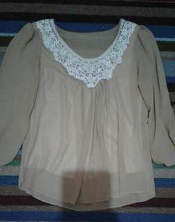 Blouse preloved