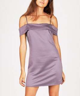 Alice and Eve Lilac Dress