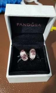 Pandora charms 純銀 手鏈珠