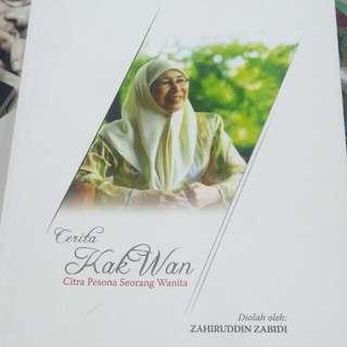 Cerita Kak Wan: Citra Pesona Seorang Wanita