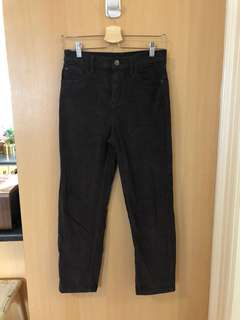 BDG/Urban Outfitters Brown Corduroy Girlfriend Jeans