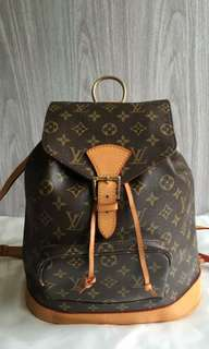 LV Montsouris Backpack PM
