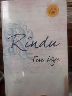 Novel Tere Liye Rindu