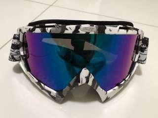 Motocross Off Road Helmet Goggles